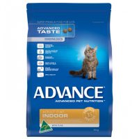ADVANCE INDOOR CAT FOOD 3KG