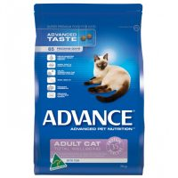 ADVANCE ADULT CAT FOOD - FISH 8KG